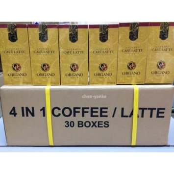 30 Boxes Organo Gold Gourmet Cafe Latte with Ganoderma Lucidum Extract + Free Express