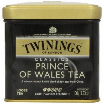 Twinings Prince of Wales Tea, Loose Tea, 3.53 Ounce Tin by Twinings