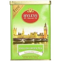 HYLEYS Tea English Green Tea, 17.6 Ounce