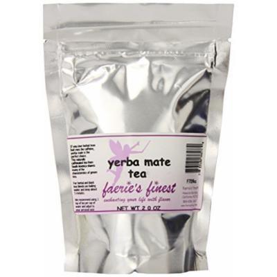 Faeries Finest Yerba Mate Tea, 2 Ounce (Pack of 12)
