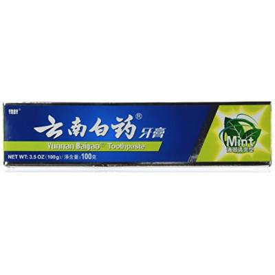 Yunnan Baiyao Antigingivitis Toothpaste-3.5 Oz