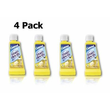 Carbona Stain Devil #5 - 4 Pack for Fat and Cooking Oils