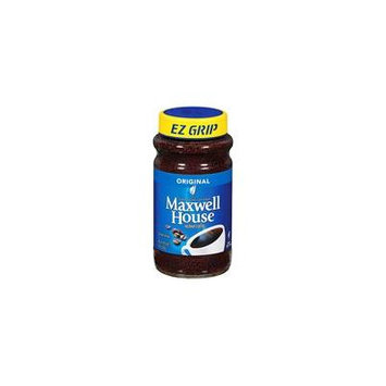 Maxwell House Instant Coffee, 8 oz(Pack of 4)