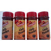 Gebhardt Chili Powder, 3 Oz ((85 G) - 4 Bottles