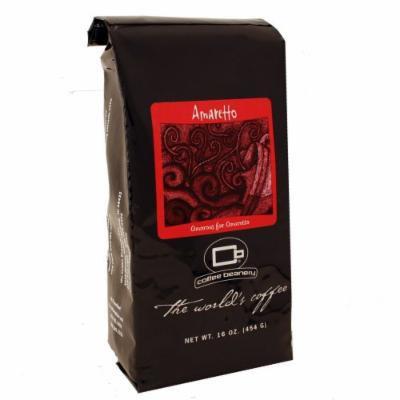 Coffee Beanery Amaretto Flavored Coffee 8 oz. (Fine)