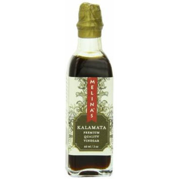 Melina's Premium Quality Vinegar, Kalamata Traditional Aged, 2 Ounce