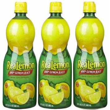 ReaLemon Lemon Juice - 32 oz - 3 pk