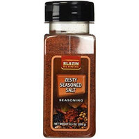 Blazin' Blends Zesty Seasoned Salt (9 1/2 oz. bottle)