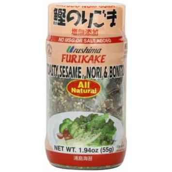 Urashima Furik No Salt/Katsuo, 1.94-Ounce Units (Pack of 6)