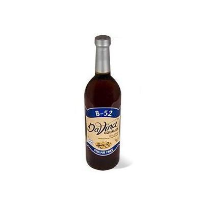 DaVinci Gourmet B-52 Sugar Free Syrup 25.4 FL OZ.