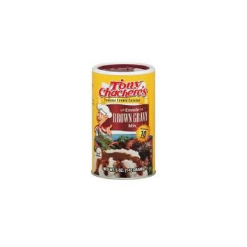 Tony Chachere's Brown Gravy Mix, 5 oz (Pack of 3)