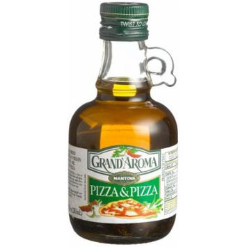 Grand'aroma Pizza&pizza Extra Virgin Olive Oil, 8.5-Ounce Bottles (Pack of 3)