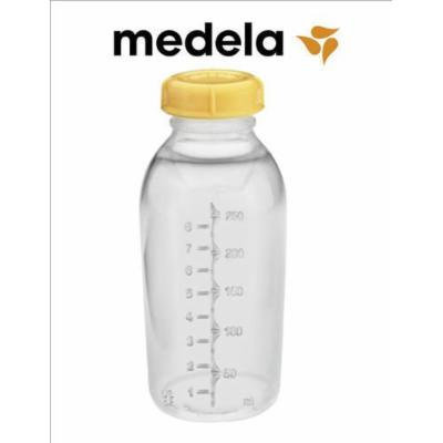 MEDELA BREASTMILK COLLECTION AND STORAGE BOTTLES 8oz (250mL) 2-PACK BPA FREE