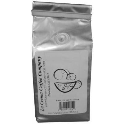 La Crema Coffee English Toffee, 12-Ounce Packages (Pack of 2)