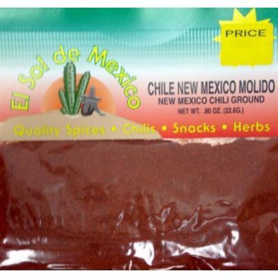 New Mexico Chili Powder, .80 oz