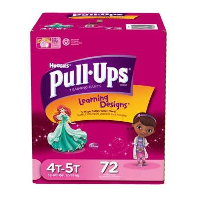 Pull-Ups® Learning Designs® Training Pants for Girls 4T-5T