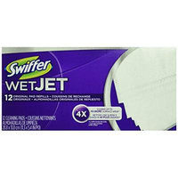 PROCTER & GAMBLE 037000084419 / Swiffer Wet Jet Pad Refill 12ct
