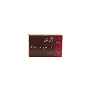 Ten Ren, Hibiscus Spice Tea - 20 tea bags
