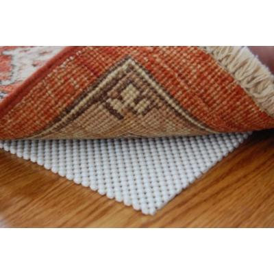 Firm Hold Non Slip Rug Pad 2' X 4' for Hard Floor Surfaces