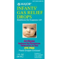 Major Infants' Gas Relief Drops - 1 oz