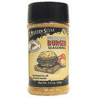 Hi Mountain Jerky Western Style Mesquite Burger Seasoning, 2.5-Ounce Jars (Pack of 12)