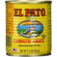 EL PATO Mexican Hot Style Tomato Sauce 7.75 Oz - (6-Pack)