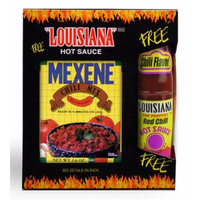Cajun Injector 2 Mexene Chili Seasoning Mix Packets