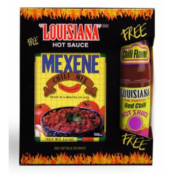 Cajun Injector 2 Mexene Chili Seasoning Mix Packets