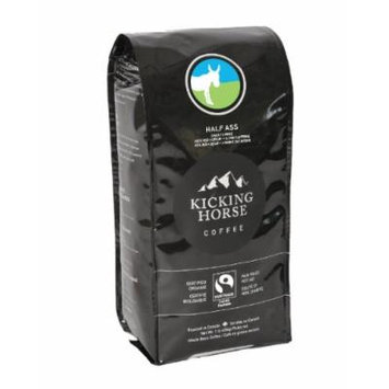 Kicking Horse Whole Bean Organic Coffee,