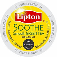 Lipton® Green Tea K-Cup Portion Pack for Keurig Brewers, Soothe Smooth