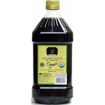 Organic Balsamic Vinegar of Modena BIG 67.6 oz Bottle