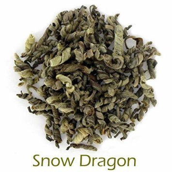 Snow Dragon White Tea - Loose Leaf Pouches - 8oz
