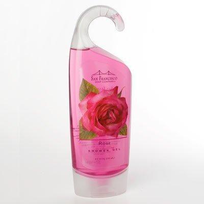 Rose Moisturizing Shower Gel