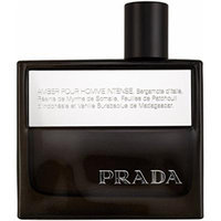 Prada Amber Intense Eau de Parfum Spray for Men, 1.7 Ounce