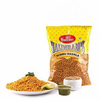 Haldiram's Nimbu Masala (Soured Potato and Chickpeas Flour Noodles) - 400g., 14.12oz.
