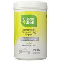 Cleanwell Botanical Disinfecting Wipes