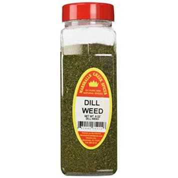 Marshalls Creek Spices X-Large Size Dill Weed, 6 Ounces