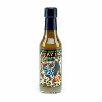 Lucky Dog Dia Del Perro - Medium Lightly Smoked Pepper Sauce
