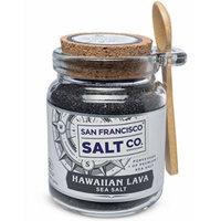 8 Oz Chef's Jar - Black Hawaiian Salt