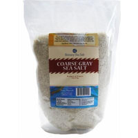 Coarse Gray Sea Salt From Guérande 5 Lb Stand up Pouch