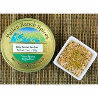 Spicy Fennel Sea Salt