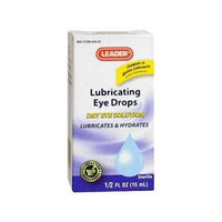 Leader Lubricating Eye Drops 0.5 oz (pack of 4)