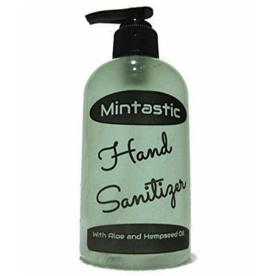 Mintastic Chocolate Mint Hand Sanitizer Gel, 8 Oz