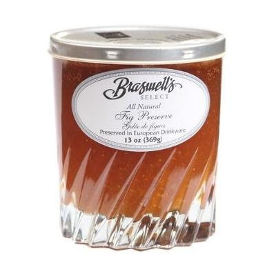Braswell's Fig Preserve - One 13oz Jar