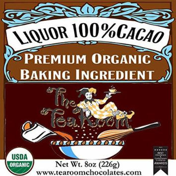 Cocoa Liquor Organic (Unsweetened Chocolate) 100% Cocao