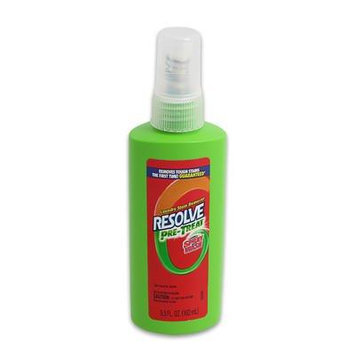 Resolve SPRAY 'N WASH Laundry Stain Remover PRE-TREAT 5.5 oz. (Pack of 2)