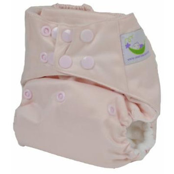 Sweet Pea One Size Pocket Diaper (baby pink)