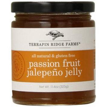 Terrapin Ridge Farms Jelly, Passion Fruit Jalapeno, 11.4 Ounce