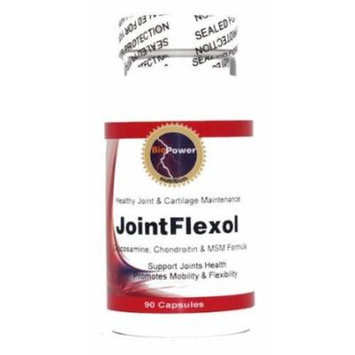 Joint Flexol Supplement # - Arthritis & Joint Pain - 180 Capsules - BioPower Nutrition (2 Bottles)
