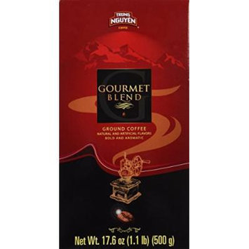 Trung Nguyen Gourmet Blend, 17.6 oz (Pack of 3)